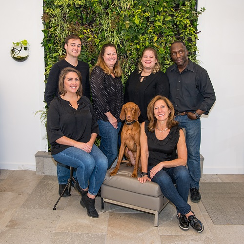 the team at Dr. Amy James and Associates Orthodontists