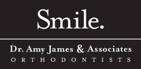 Dr. Amy James and Associates Orthodontists logo